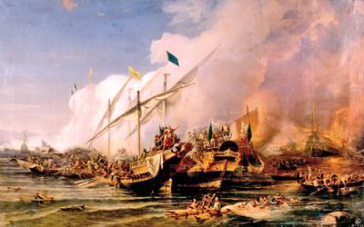 Морські походи козаків