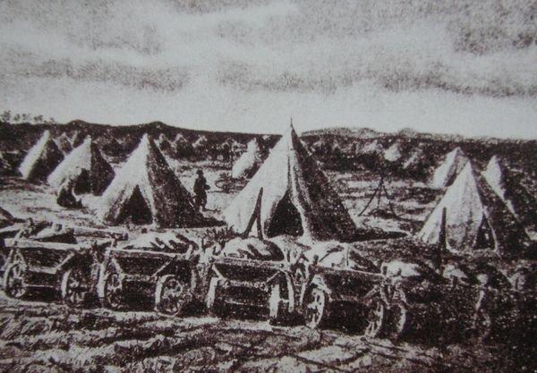 Запорозький табір