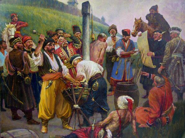 Право і судочинство у Запорізькому низовому війську