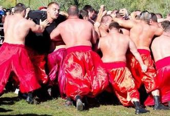 Навчання та вишкіл у козаків